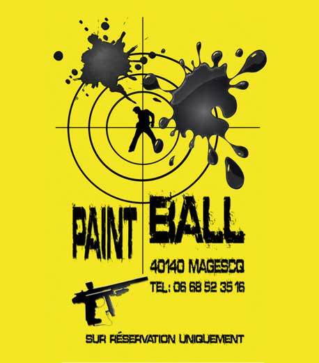 Paintball sur Magescq
