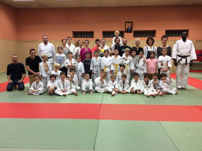 Judo Magescq : Comment les enfants apprennent aux parents !