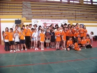 Badminton : Tournoi Young Players